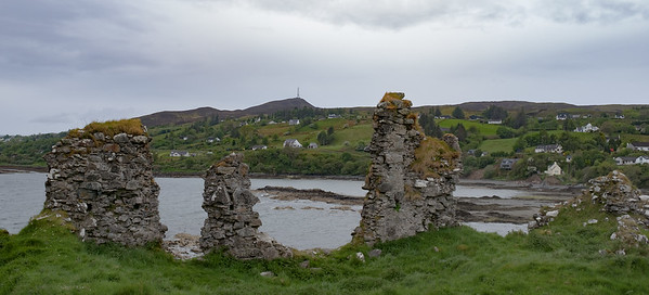 Knock  Castle Teangue Isle of Skye May 2017