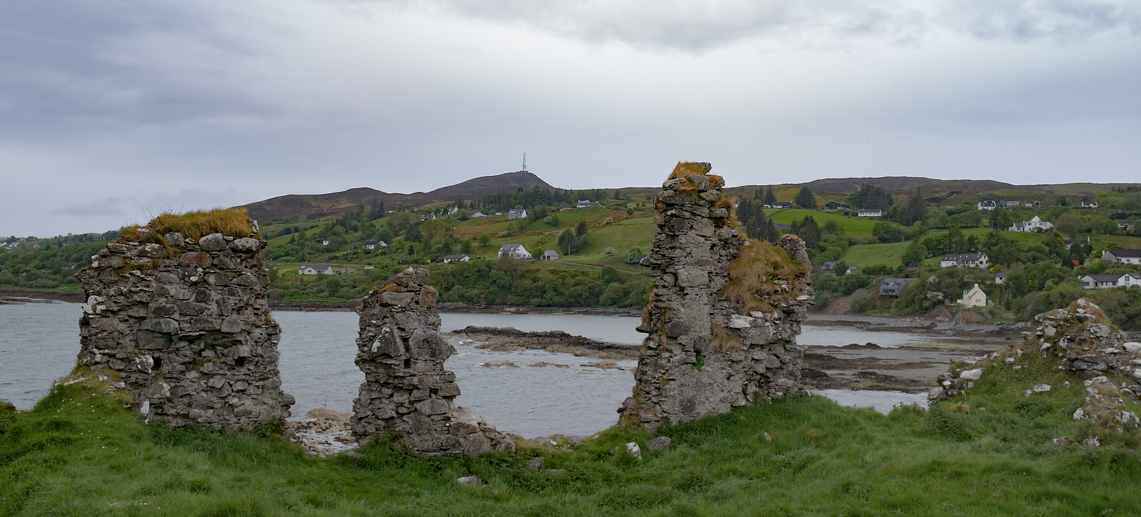Knock  Castle Teangue Isle of Skye May 2017