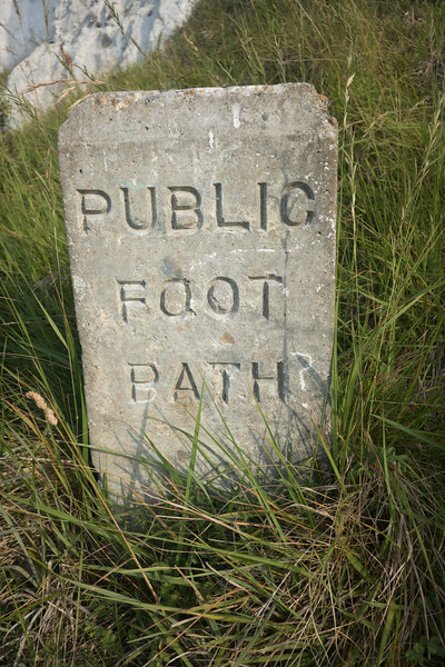 Public Foot Path Dover Jun 2017