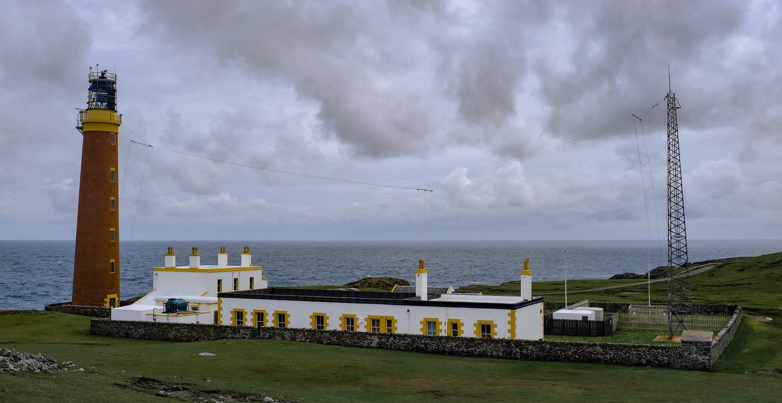 Butt of Lewis Lighthouse Outer Hebrides Jun 2017