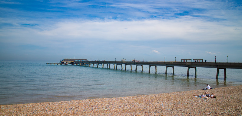 Deal Pier UK May 2017