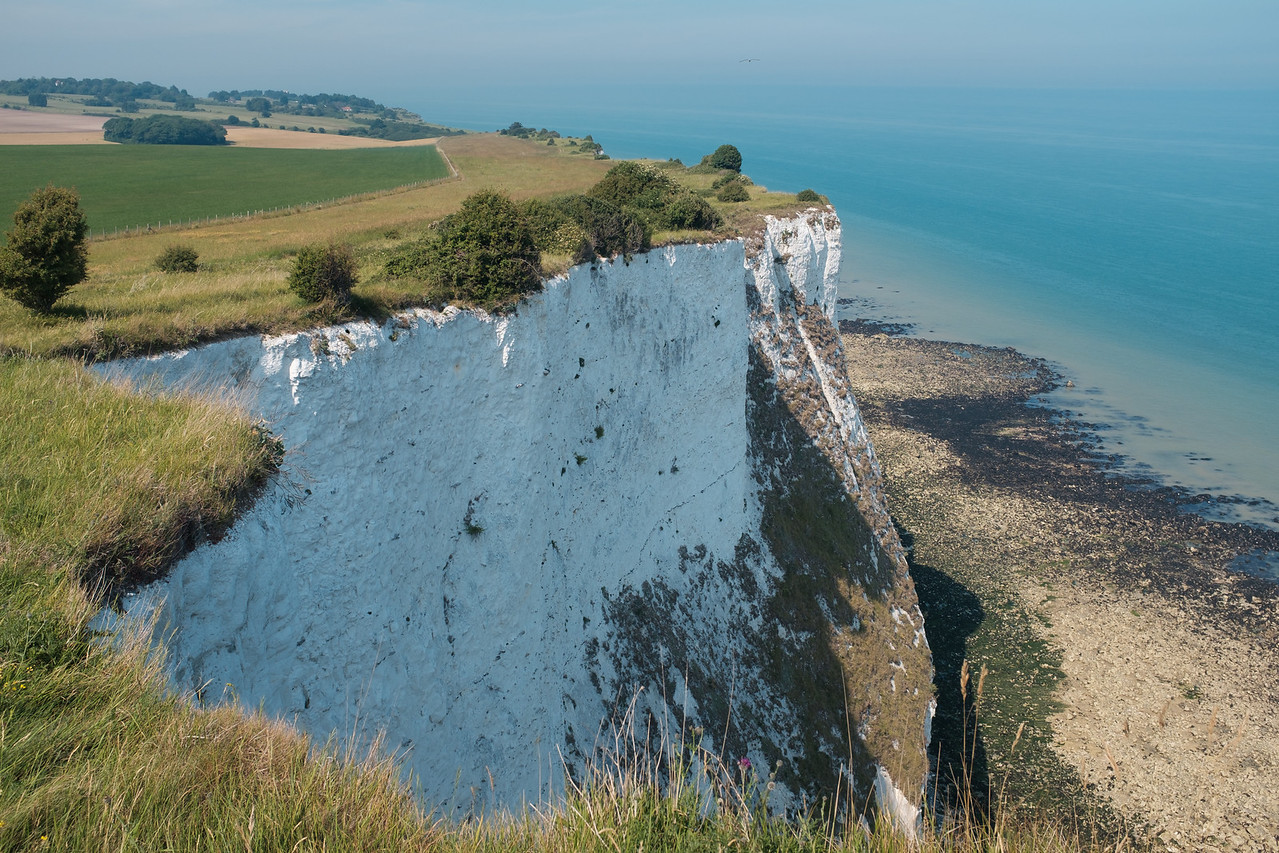 The White Cliffs of Dover Jun 2017