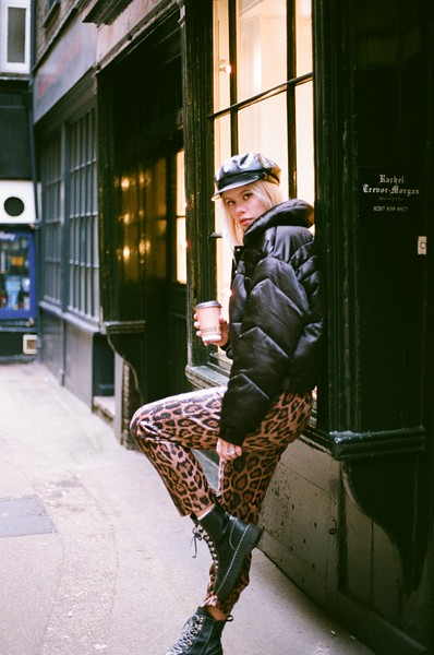 UK Fashion - Damu Lee