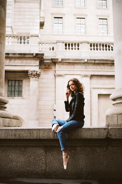 London Ballet Model- Paulien
