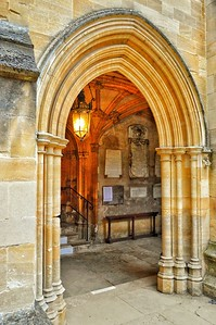 """Gothic Approach"" - Oxford"