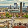 """Traversing"" - Mellennium Bridge from St. Paul's - London"