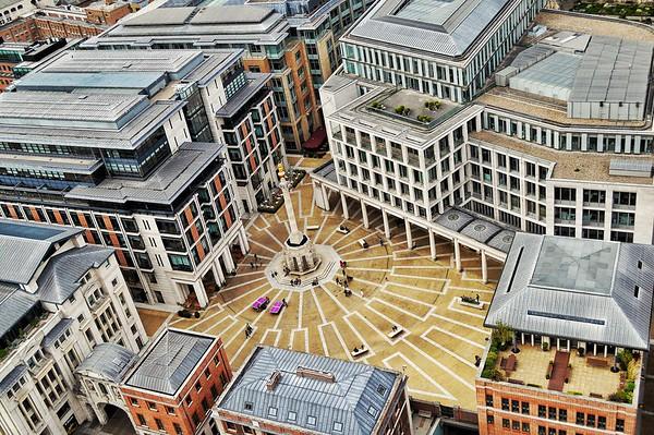 """Symetrical London"" - Central London"