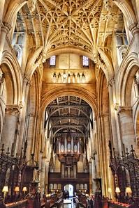 """Majestic Christ Church"" - Oxford"