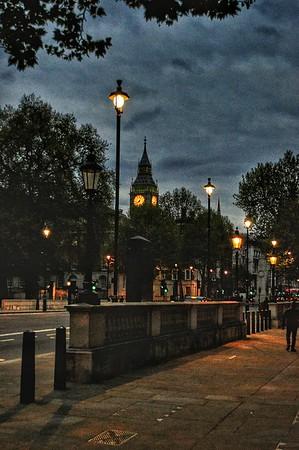 """A Steadfast Friend"" - London"