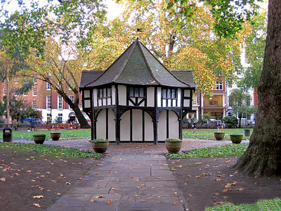 Soho Square Park, London, UK - 2011