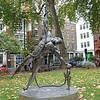 Soho Square Park, London, UK - 2011