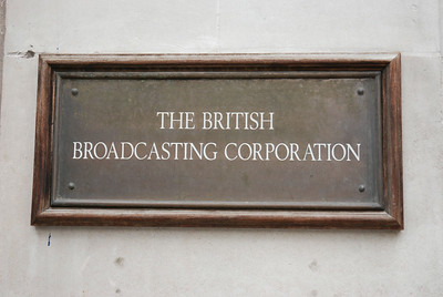 The BBC Portland Place, London, UK - 2011.