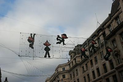 Regent Street, London, UK - 2011.