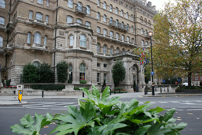 The Langham Hotel, Portland Place, London, UK - 2011.