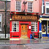 The Gay Hussar, Greek Street, Soho , London, UK - 2012.