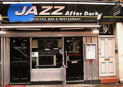 Jazz After Dark, Greek Street, Soho, London, UK - 2012.