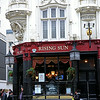 The Rising Sun, Tottenham Court Road, London, UK - 2012.