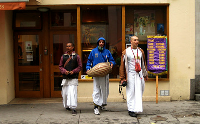 Radha Krishna Centre, Soho Temple, Soho, London, UK - 2012.