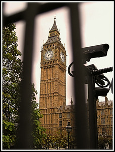 Big Ben, Houses Of Parliament, City Of Westminster, London, UK - 2012.