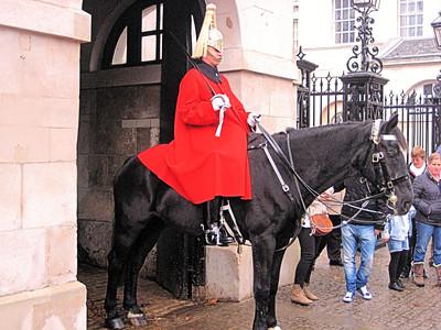 Whitehall, City Of Westminster, London, UK - 2012.