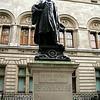 Henry Irving Statue, London, UK - 2012.