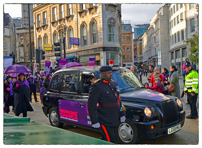 The Lord Mayors Show, London, UK -  2013