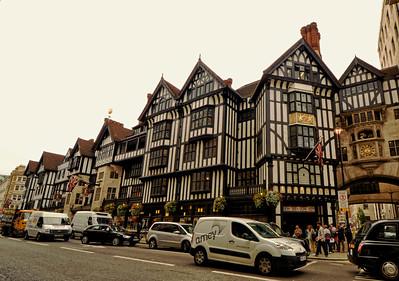 Regent Street,  London, United Kingdom - 2014.