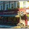 The Court, Tottenham Court Rd, London, UK - 2013.