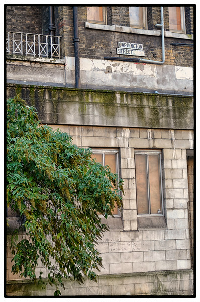 Cardington St, Euston, London, UK - 2013.