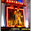 The Dominion Theatre, Tottenham Court Rd, London, UK - 2013.