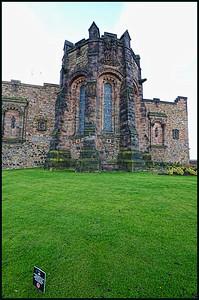 Edinburgh Castle, Edinburgh, Scotland, UK, - 2014.