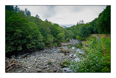 Keswick Weekend Walks, Cumbria, UK - 2021.