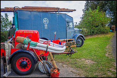 Beamish Museum, Beamish, County Durham, UK - 2019.