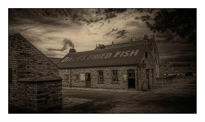Beamish Museum, Beamish, County Durham, UK - 2020.