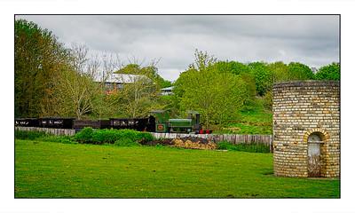 Beamish Museum, Beamish, County Durham, UK - 2021.