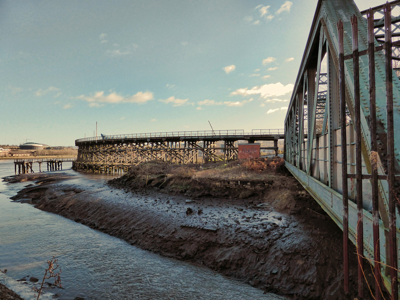 The Staithes, Dunston, Gateshead, UK - 2014