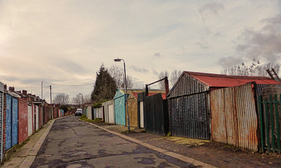 Dunston, Gateshead, Tyne & Wear, UK - 2014
