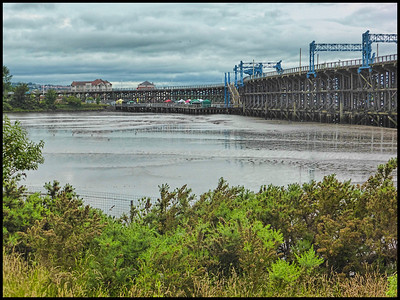 The Staithes, Dunston, Gateshead, Tyne & Wear, UK - 2016.