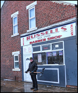 Dunston, Gateshead, Tyne & Wear, UK - 2018.
