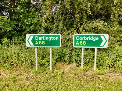 Snods Edge To Blanchland, Northumberland, United Kingdom. - 2014.