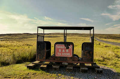 Stanhope Moors, County Durham, UK - 2014.