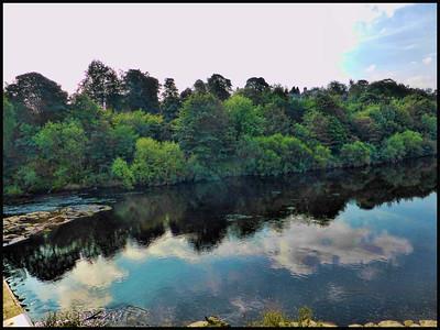 Wylam, Northumberland, UK - 2014.