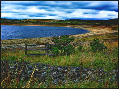 Derwent Reservoir, County Durham, UK - 2015