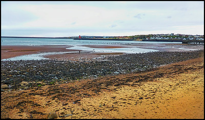 North Shields, North Tyneside, UK - 2017
