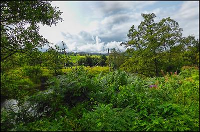 Rothbury, Northumberland, UK - 2017.