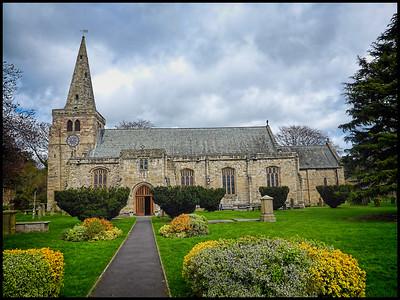Warkworth To Alnmouth Walk, Northumberland, UK - 2018