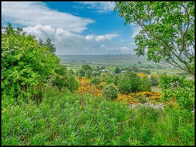Waskerley Way, County Durham, UK - 2018.