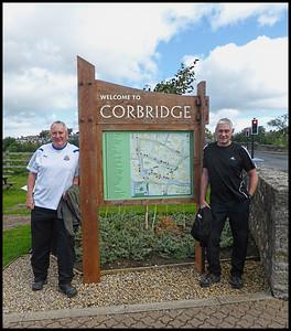 Corbridge, Northumberland, UK - 2018.