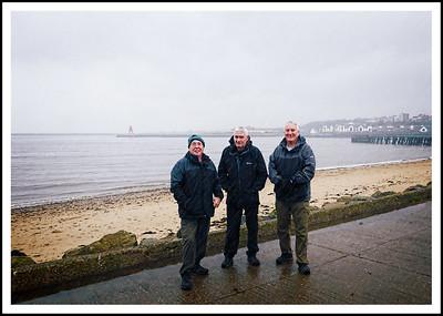 North Shields, Tyne & Wear, UK - 2018.