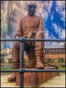 North Shields, Tyne & Wear,  UK - 2020.